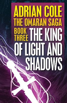 The King of Light and Shadows, Adrian Cole