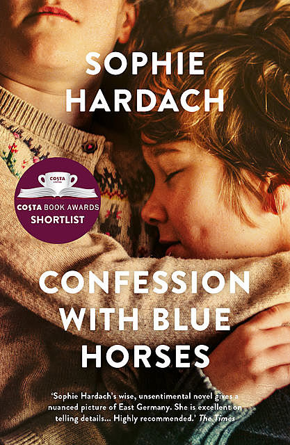 Confession with Blue Horses, Sophie Hardach