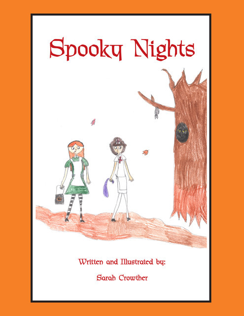 Spooky Nights, Sarah Crowther