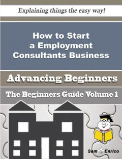 How to Start a Employment Consultants Business (Beginners Guide), Giuseppina Theriault