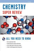 Chemistry Super Review – 2nd Ed, Editors of REA