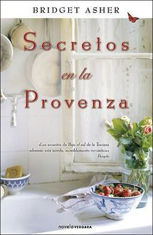 Secretos En La Provenza, Bridget Asher