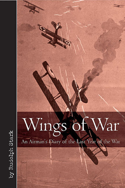 Wings of War, Claud Sykes, Rudolf Stark