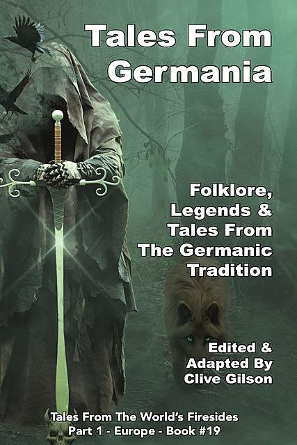 Tales From Germania, Clive Gilson