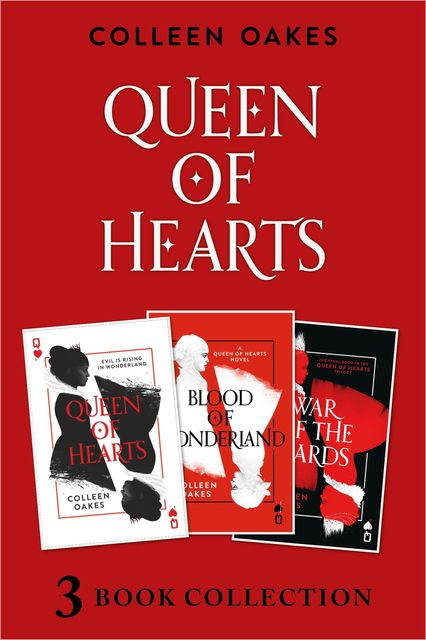 Queen of Hearts Complete Collection, Colleen Oakes