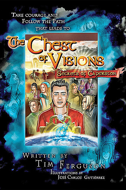 The Chest of Visions: Secrets of Caperston, Tim Ferguson