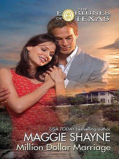 Million Dollar Marriage, Maggie Shayne