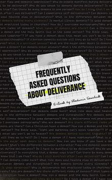 Frequently Asked Questions About Deliverance, Vladimir Savchuk