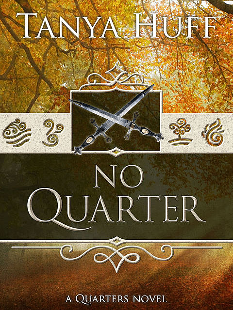No Quarter, Tanya Huff