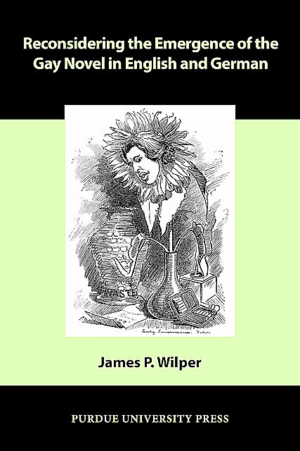 Reconsidering the Emergence of the Gay Novel in English and German, James P. Wilper