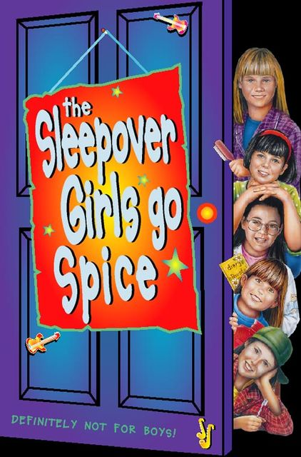 The Sleepover Girls Go Spice (The Sleepover Club, Book 7), Lorna Read
