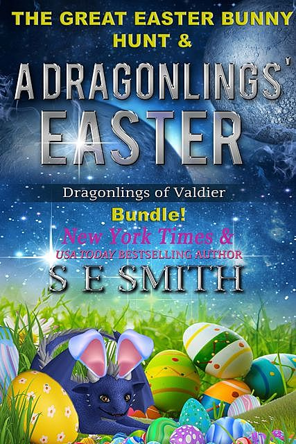 A Dragonling's Easter, S.E.Smith