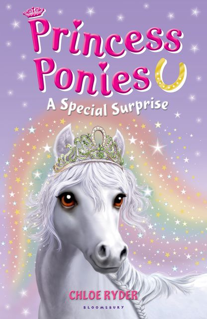 Princess Ponies 7: A Special Surprise, Chloe Ryder