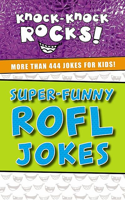 Super-Funny ROFL Jokes, Thomas Nelson