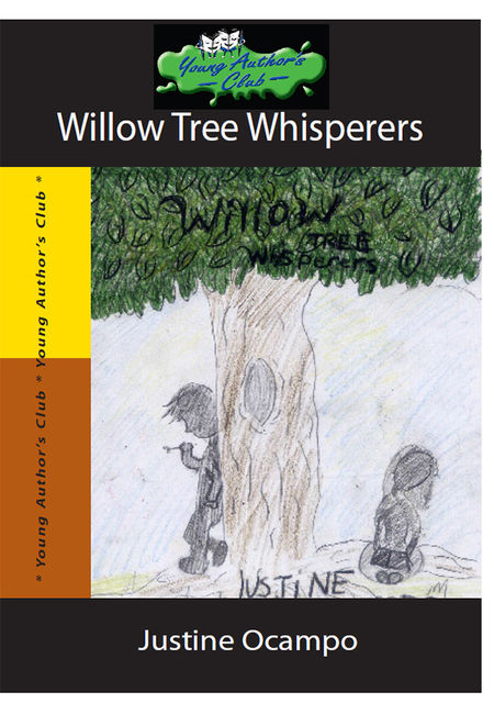 Willow Tree Whisperers, Justine Ocampo