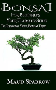 Bonsai For Beginners, Maud Sparrow