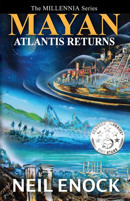 MAYAN – Atlantis Returns, Neil Enock