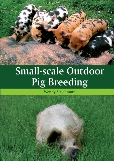 Small-scale Outdoor Pig Breeding, Wendy Scudamore