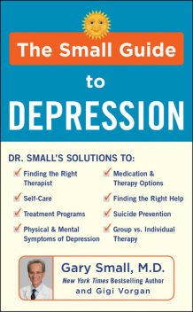 The Small Guide to Depression, Gary Small, Gigi Vorgan