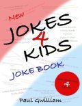 New Jokes4Kids Joke Book, Paul Gwilliam