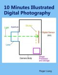 10 Minutes Illustrated Digital Photography, Roger Liang