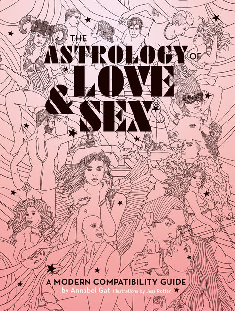 The Astrology of Love & Sex, Annabel Gat