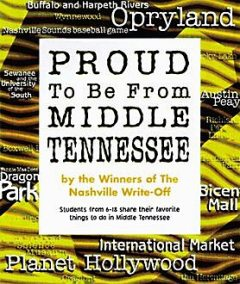 Proud to Be from Middle Tennessee, Thomas Nelson