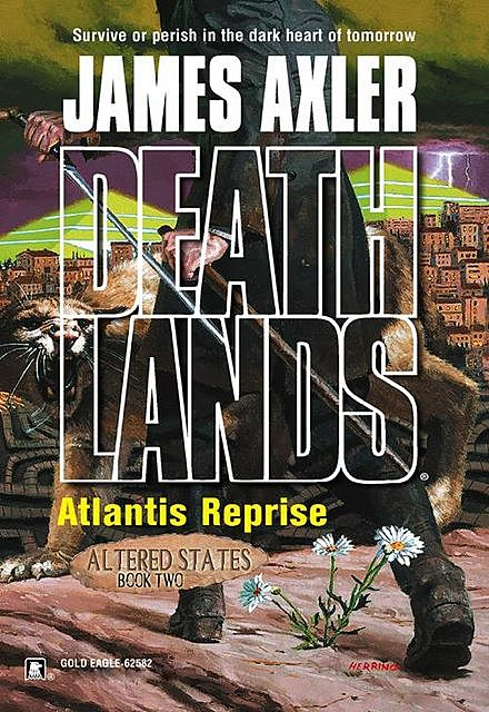 Atlantis Reprise, James Axler
