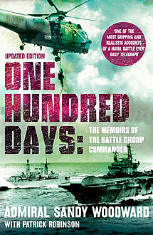 One Hundred Days (Text Only), Admiral Sandy Woodward