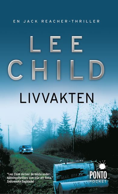 Livvakten, Lee Child
