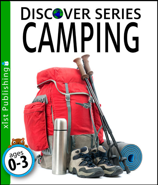 Camping: Discover Series, Xist Publishing