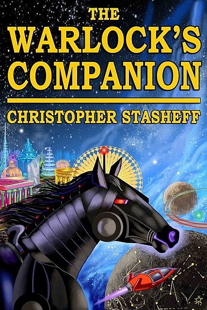 The Warlock's Companion, Christopher Stasheff