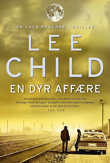 En dyr affære, Lee Child