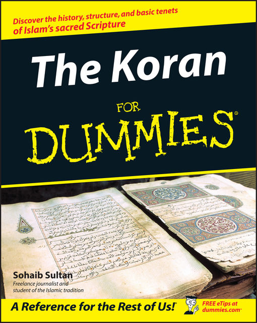 The Koran For Dummies, Sohaib Sultan