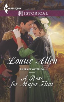 A Rose for Major Flint, Louise Allen