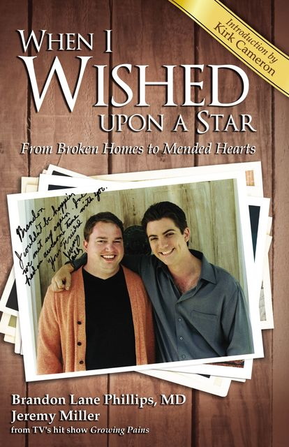 When I Wished upon a Star, Jeremy Miller, Brandon Lane Phillips
