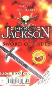 Percy Jackson and the Sword of Hades; Horrible Histories – Groovy Greeks, Rick Riordan