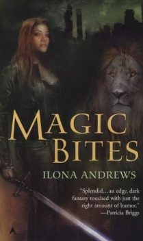 Magic Bites, Ilona Andrews