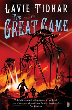 The Great Game, Lavie Tidhar
