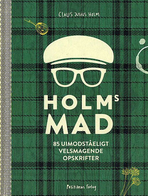 Holms mad, Claus Holm