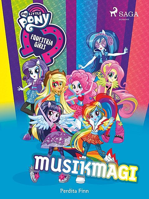 My Little Pony – Equestria Girls – Musikmagi, Perdita Finn