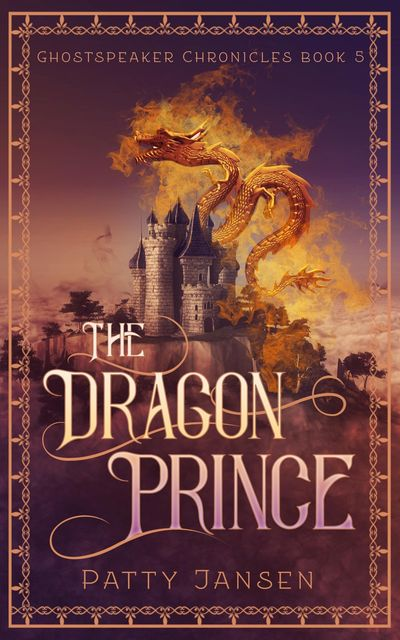 The Dragon Prince, Patty Jansen