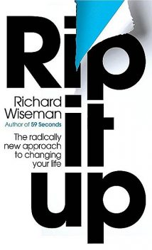 Rip it up, Richard Wiseman
