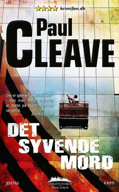 Det syvende mord, Paul Cleave
