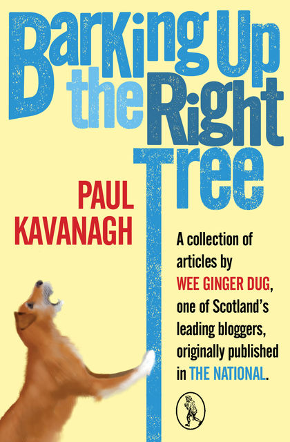 Barking up the Right Tree, Paul Kavanagh