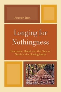 Longing for Nothingness, Andrew Stein