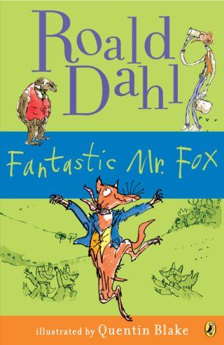 Fantastic Mr Fox, Roald Dahl