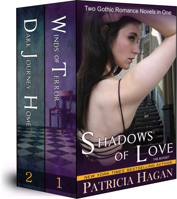 Shadows of Love Boxset (Two Gothic Romance Novels in One), Patricia Hagan