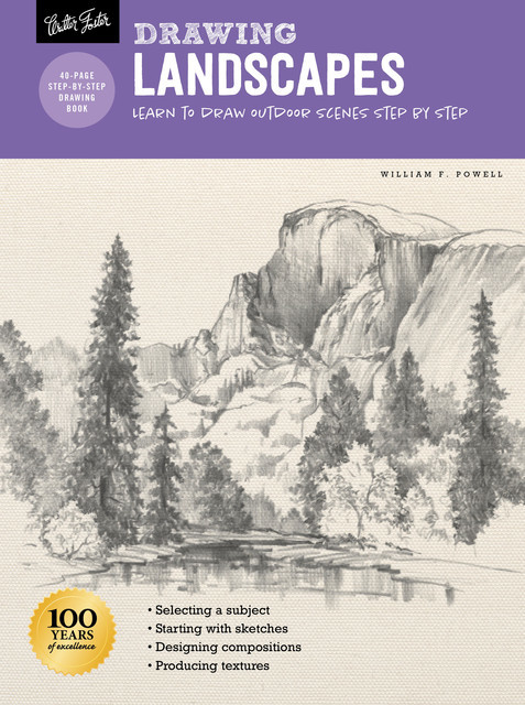 Drawing: Landscapes with William F. Powell, William Powell