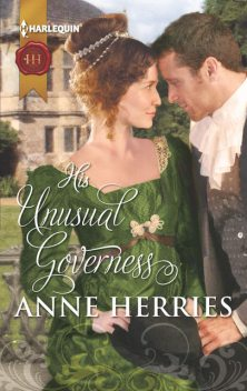 His Unusual Governess, Anne Herries